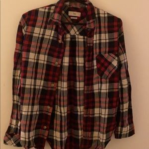 tna red flannel